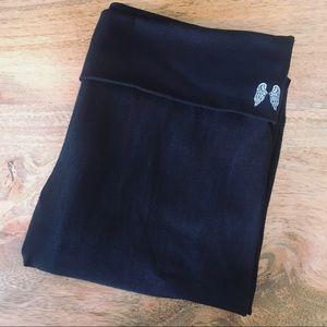 Victoria's Secret Fold Over Yoga Pants